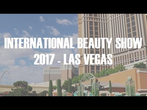 International Beauty Show 2017 - Las Vegas Vlog!