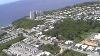 Guam Helicopter Tour 2017 Video