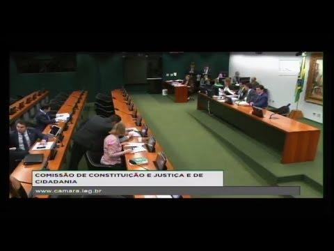 CONSTITUIÇÃO E JUSTIÇA E DE CIDADANIA - Reunião Deliberativa - 18/04/2018 - 10:36