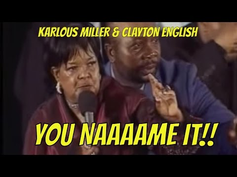 You Name It Challenge w/ Karlous Miller and Clayton English Thanksgiving  | The Funniest Nigga Alive