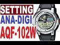 2S Time - CASIO SGW 100 1V Digital Compass Temperature ...