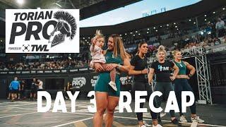 @CrossFit Games Semi final recap/ Was the TORIAN PRO any good?