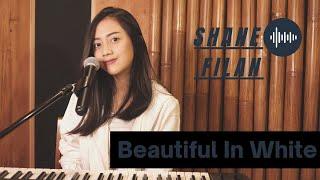 BEAUTIFUL IN WHITE (SHANE FILAN) - MICHELA THEA COVER
