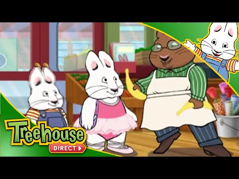 Max & Ruby: Ruby's Autograph / Toy For Baby Huffington / Max's Big Dig - Ep.67