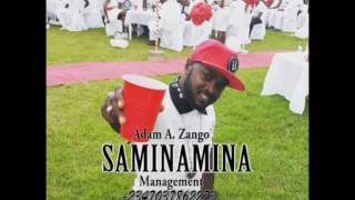 Adam A. Zango - Saminamina (Official Audio)