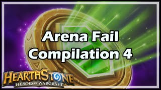 [Hearthstone] Arena Fail Compilation 4
