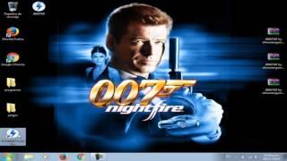 Descargar e Instalar James Bond 007 Nightfire Full ISO en español