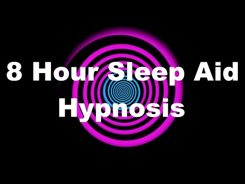 8 Hour Sleep Aid Hypnosis
