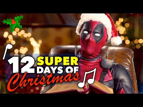 The 12 Days of Christmas (Comic Book Movie Song)