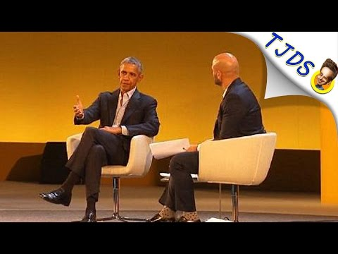Barack Obama Sh*ts On American Voters While In Another Country
