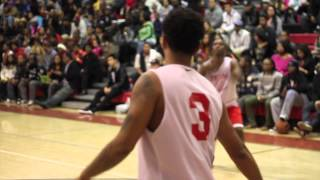 ESPN 30 for 30 AIRFIZZO Celebrity Basketball Game 12/16/12  Los Angeles Ca