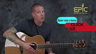 Learn Dee By Randy Rhoads Ozzy Osbourne guitar song lesson video with chords patterns