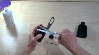 Как сделать чехол для телефона на время зарядки своими руками | DIY How to make a phone case(Если вам некуда положить телефон во время зарядки - есть прекрасный способ разместить его прямо на розетке...., 2016-01-25T07:49:43.000Z)