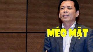 Làm láo báo cáo hay, Nguyễn Văn Thể ăn tát tới tấp ngay tại nghị trường Quốc Hội