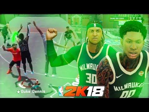 IS MY NBA 2K17 JUMPSHOT STILL GREEN ON NBA 2K18