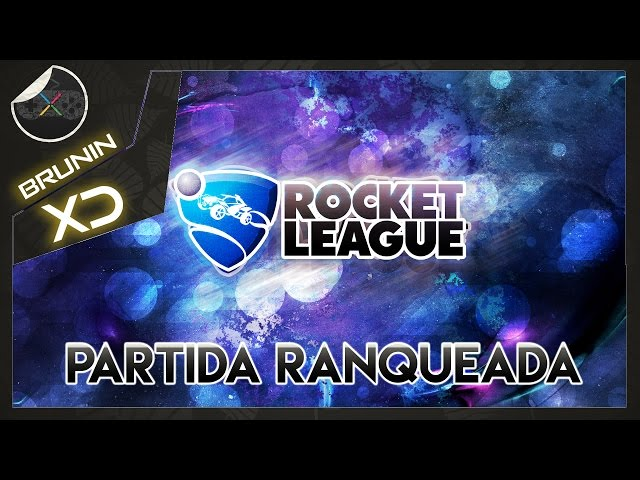 Rocket League - Partida Ranqueada 1x1