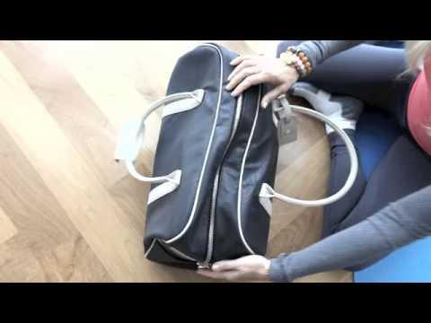 yoga tote bags-designer totes for women-designer gym bags