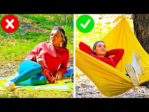 24 CLEVER CAMPING HACKS YOU WILL DEFINITELY LIKE