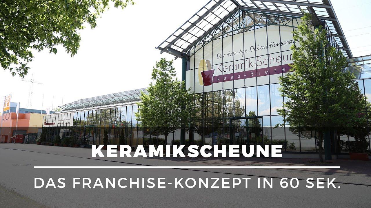 Charmant Selbstständig Mit Deko Artikeln U2013 Franchising Mit Keramikscheune In 60  Sekunden Erklärt