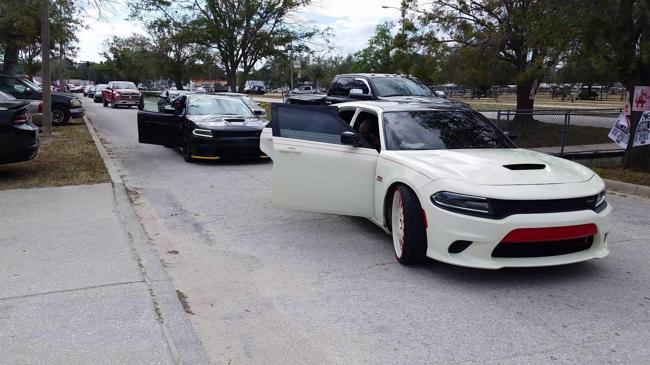Custom Dodge Magnum Charger Florida Clic Riding Car Show 2017 Orlando 2k17