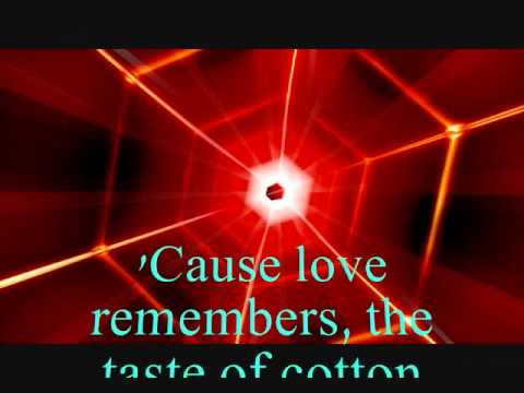 Craig Morgan- Love Remembers (Lyrics)