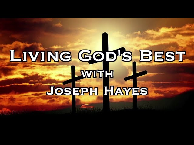 Living God's Best: Let the Church arise! Where is your faith? with Ronnie Mann