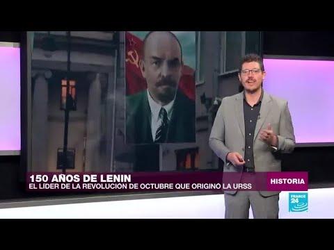 ¿Quién fue Lenin, el revolucionario y arquitecto de la Unión Soviética?
