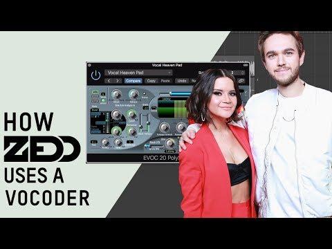 How Zedd Uses A Vocoder To Layer Vocals