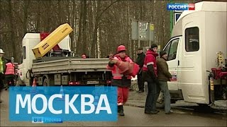 В Москве начинается масштабный ремонт дорог