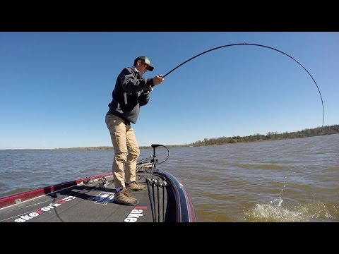 Arm Broke Bass Fishing With Ryan Swope