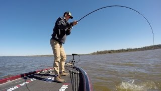 Arm Broke Bass Fishing with Ryan Swope