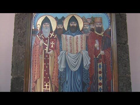 Սրբոց թարգմանչաց տոնը՝ Օշական Ս. Մեսրոպ Մաշտոց եկեղեցում