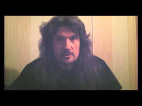 Victor Smolski - Guitar Clinics in Minsk (Metalscript.Net Interview)
