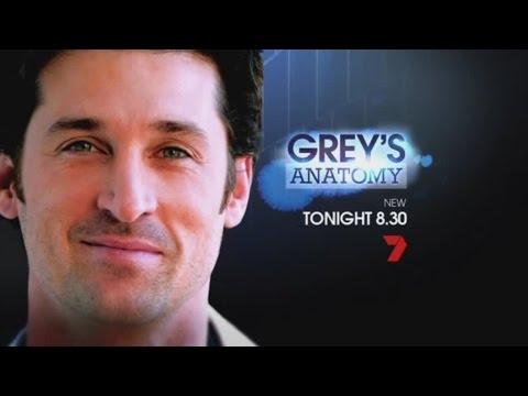 Channel 7 Promo Greys Anatomy 1 2011 Youtube