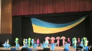 детский конкурсный танец.русалочка.avi