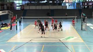 Игра в волейбол Германия