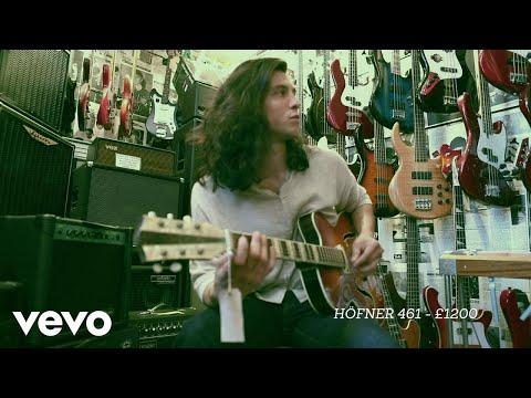 Billy Raffoul - Vintage Guitar Shopping