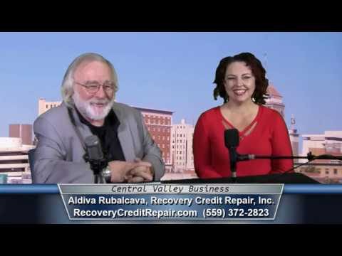 Aldiva Rubalcava of Recovery Credit Repair, Inc. on Central Valley Business