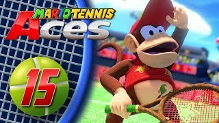 Mario tennis aces Multiplayer