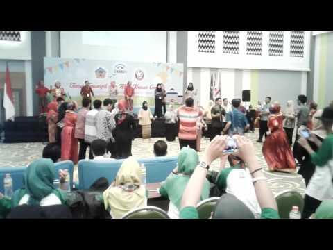 Senam Genre Sulawesi Selatan