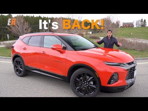 The Chevy Blazer is BACK - 2019 Chevrolet Blazer First Look