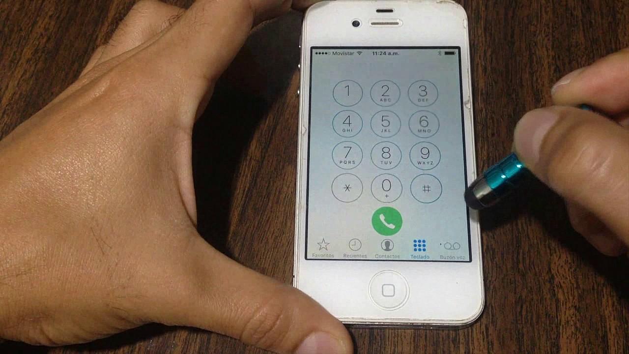 Procedimiento para localizar iPhone por IMEI