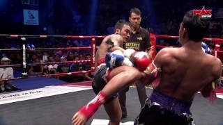 FAHMAI VS THOEUN THEARA   July 29, 2017   Max Muay Thai