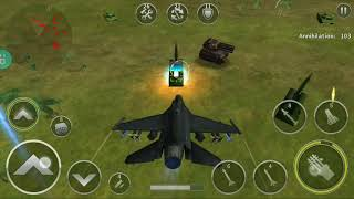 Gunship Battle 3D Helicopter Game | Episode 8 Mission 7, 8, and 9 GamePlay screenshot 2