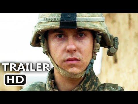 THE KILL TEAM Official Trailer (2019) Nat Wolff, Alexander Skarsgard, A24 Movie HD