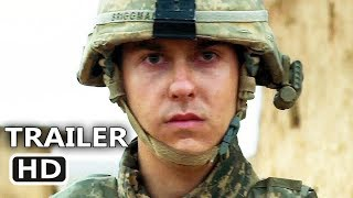 THE KILL TEAM Official Trailer 2019 Nat Wolff Alexander Skarsgard A24 Movie HD