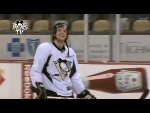 Pittsburgh Penguins' Rookie Simon Despres Gets Punk'D!