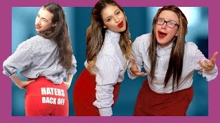 Becoming Miranda (ft. Bethany Mota) | Tyler Oakley