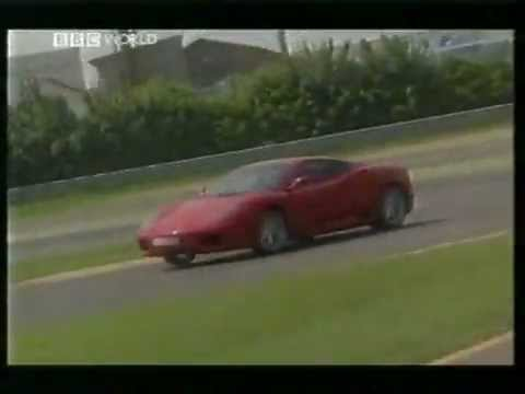Top Gear - Ferrari 360 Modena