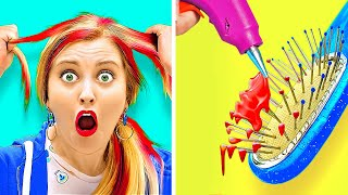 COOLEST PRANKS ON YOUR FRIENDS! || Easy DIY Ideas For Pranks by 123 Go! Live